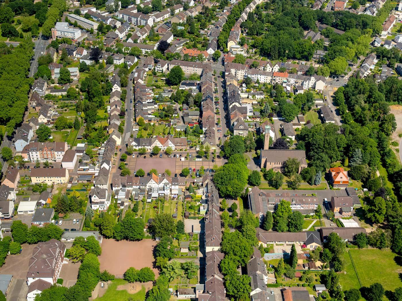 Klimaanpassungskonzept Recklinghausen